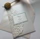 Layered Invitation Stationery Tag