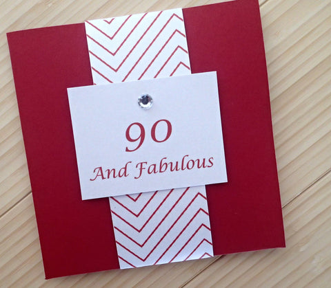 Red Pocket fold invitation, Red wedding invitation, Red  Birthday Party invitation
