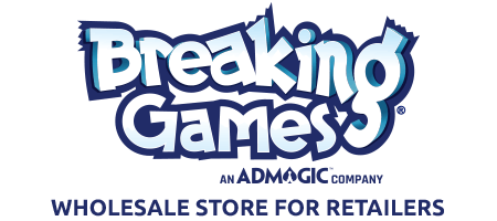 Breaking Games - Wholesale Prices for Retailers