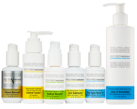 PRESCRIBEDsolutions® Serums & Hydrators