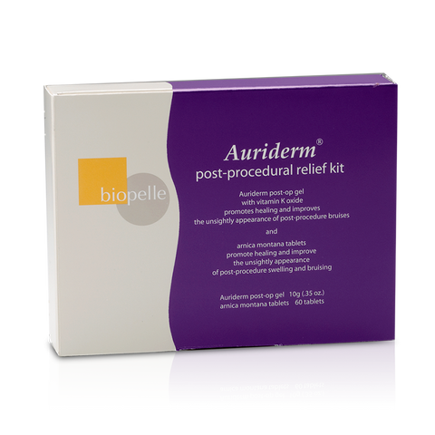 Auriderm® Post-Procedural Relief Kit