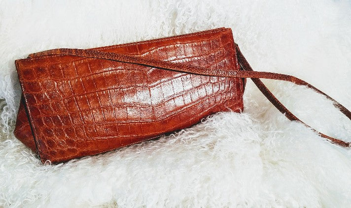 Crocodile Bag (6102) - Trophy Room Collection