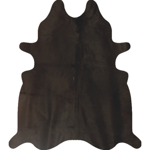 COWHIDE - Natural Black - Trophy Room Collection