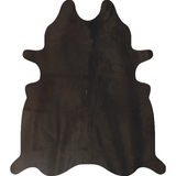 Natural Black Cowhide - Trophy Room Collection