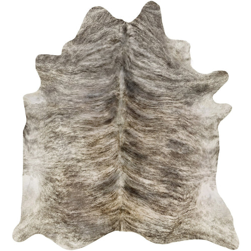 Natural Light Brindle Cowhide - Trophy Room Collection