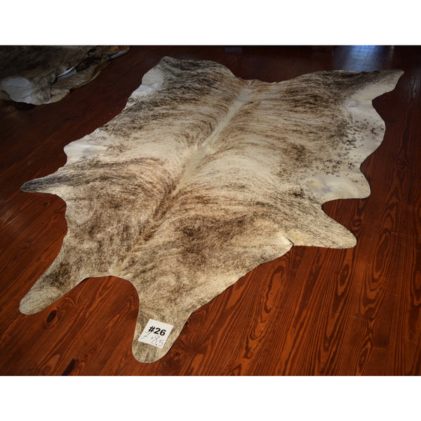 Cowhide #26 (7' x 8.5') - Trophy Room Collection