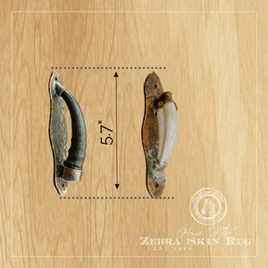 SPRINGBOK - Kitchen Door Pull Handle - Trophy Room Collection