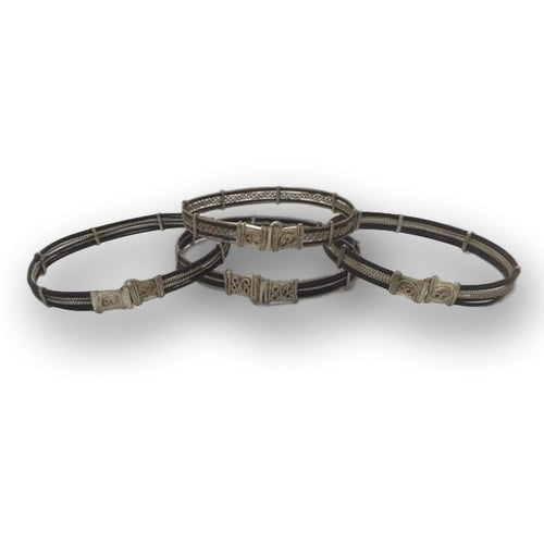 Elephant Hair Bracelet - Trophy Room Collection  - 2