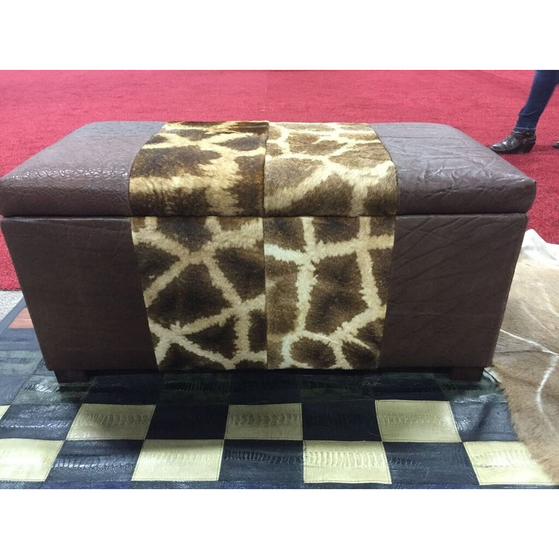 Giraffe Chest - Trophy Room Collection