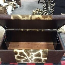 Customer's Own Material Storage Chest - Trophy Room Collection  - 3