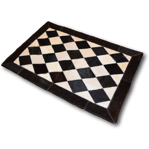 Cowhide Mat - Trophy Room Collection