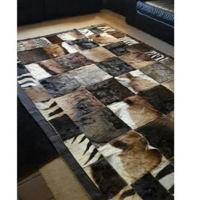 Mixed Game Rug ($24/sq foot) - Trophy Room Collection