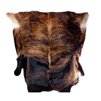 COWHIDE - Dark Brindle - Trophy Room Collection