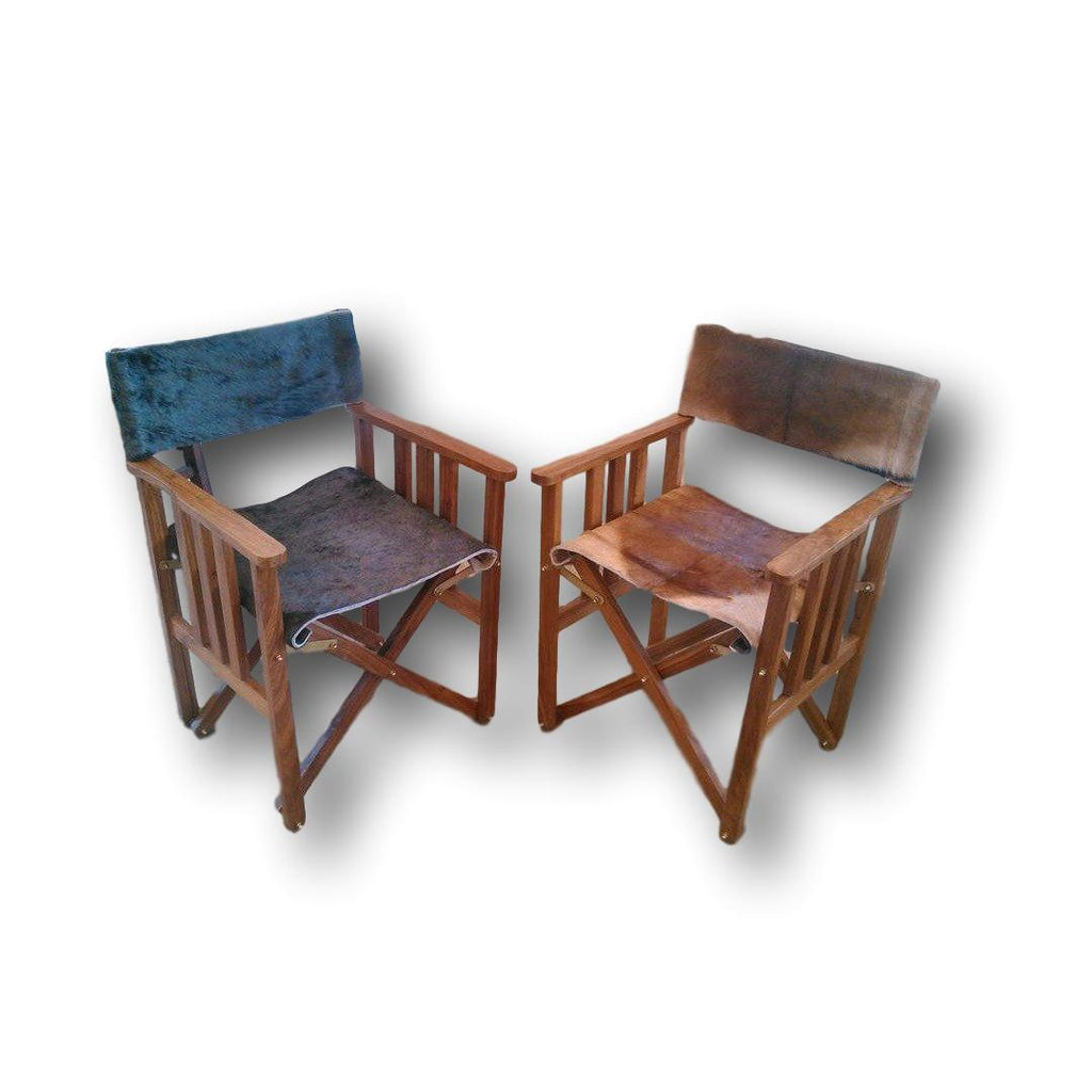 Safari Camp Chair   Trophy Room Collection
