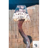 LIGHT SHADE - PORCUPINE - SQUARE SMALL - Trophy Room Collection