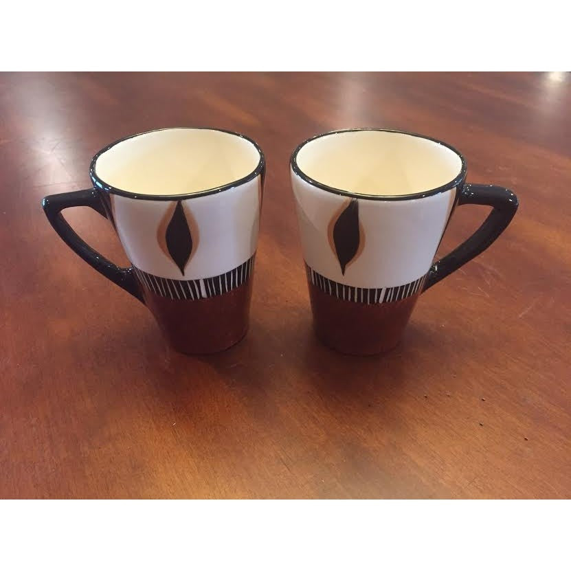 Small coffee mug zebra combo - Trophy Room Collection