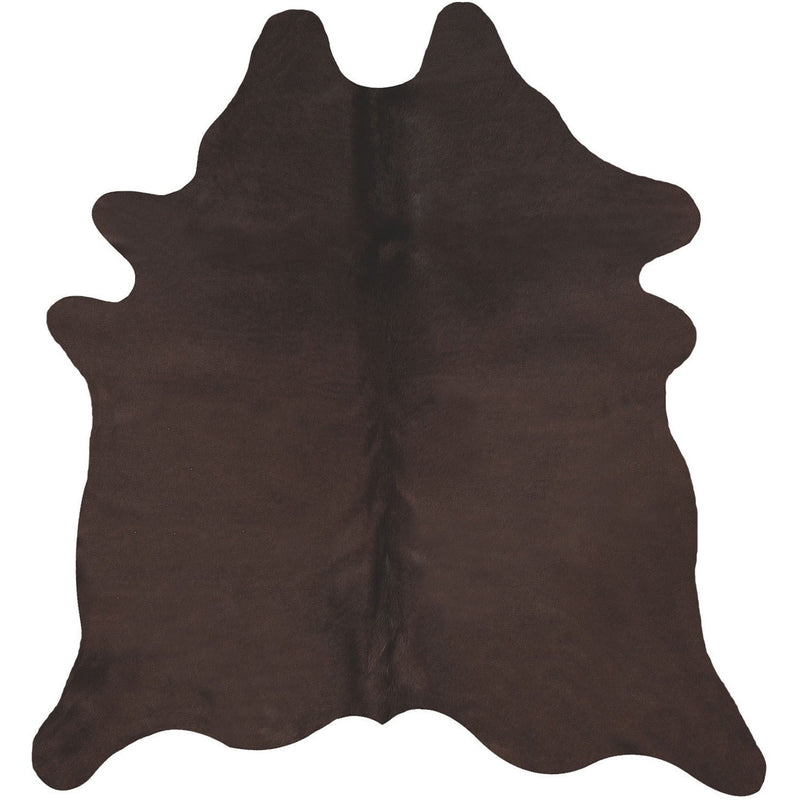 COWHIDE - NATURAL BROWN - Trophy Room Collection