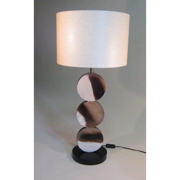 Springbok table lamp - Trophy Room Collection