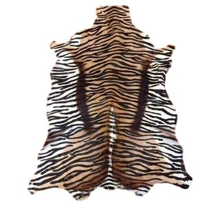 Springbok Full hide- Stenciled Tiger - Trophy Room Collection