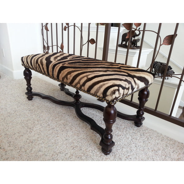 Customer's Own Material Bench-17-COM - Trophy Room Collection  - 3