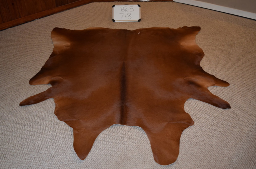 Brown Cowhide For Sale