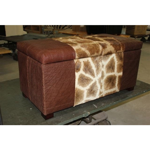 Customer's Own Material Storage Chest - Trophy Room Collection  - 1