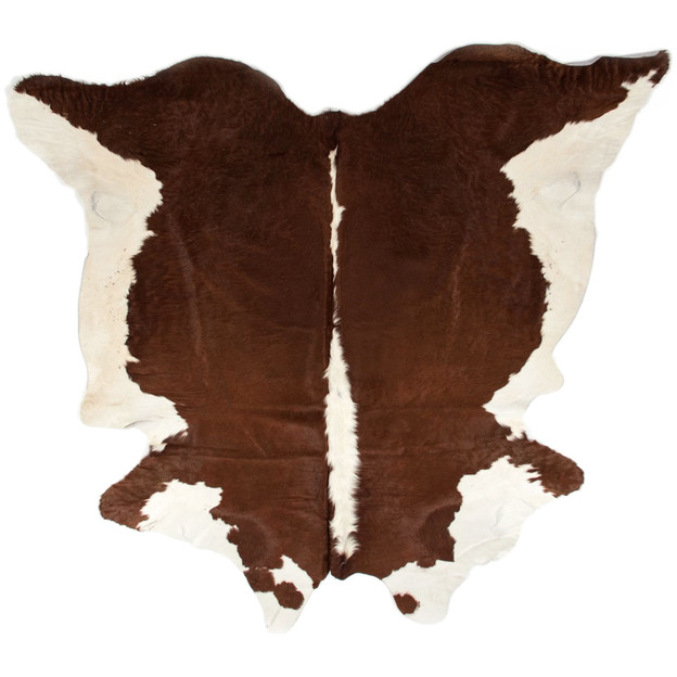 COWHIDE - Hereford - Trophy Room Collection