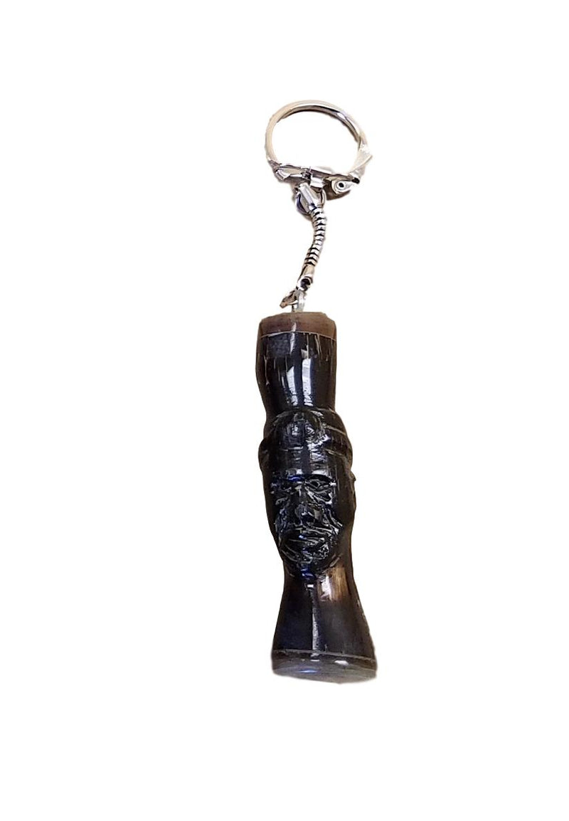 Key Ring- Impala Carved - Trophy Room Collection