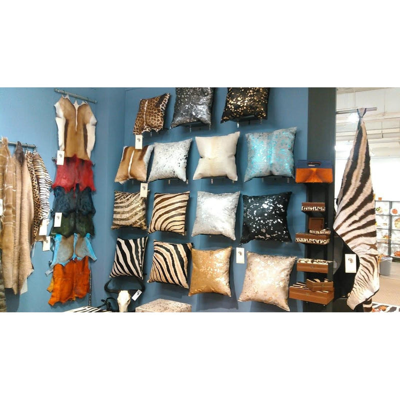 Customers Own Material Pillow - Trophy Room Collection