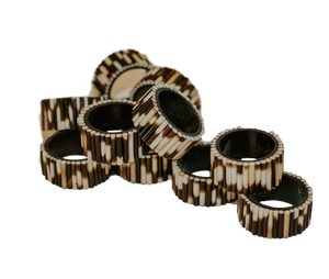 PORCUPINE - Serviette (Napkin) Ring - Trophy Room Collection