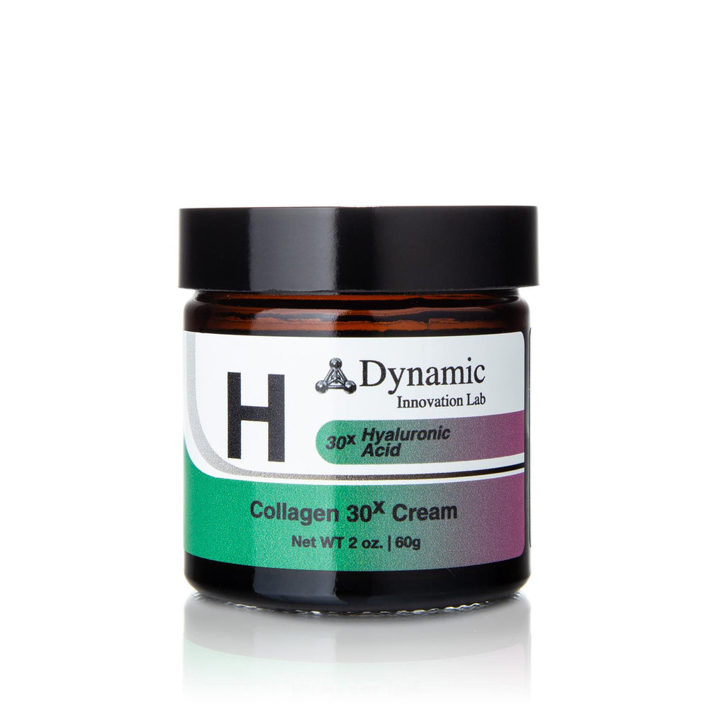 Collagen 30x  Cream - Hyaluronic Acid