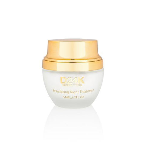 24K All-In-One Youth Set - Instant Lift Cream / Deep Facial Peel