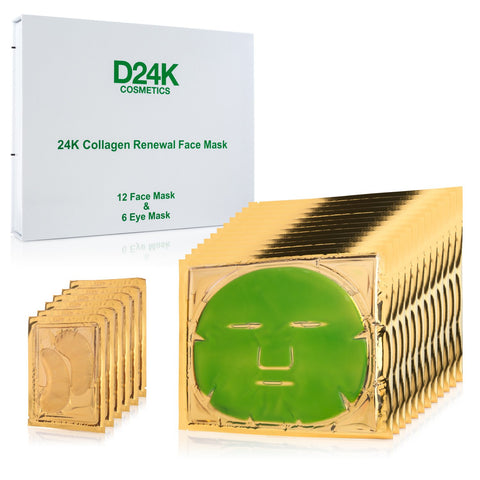 24K DMAE Lifting Mask