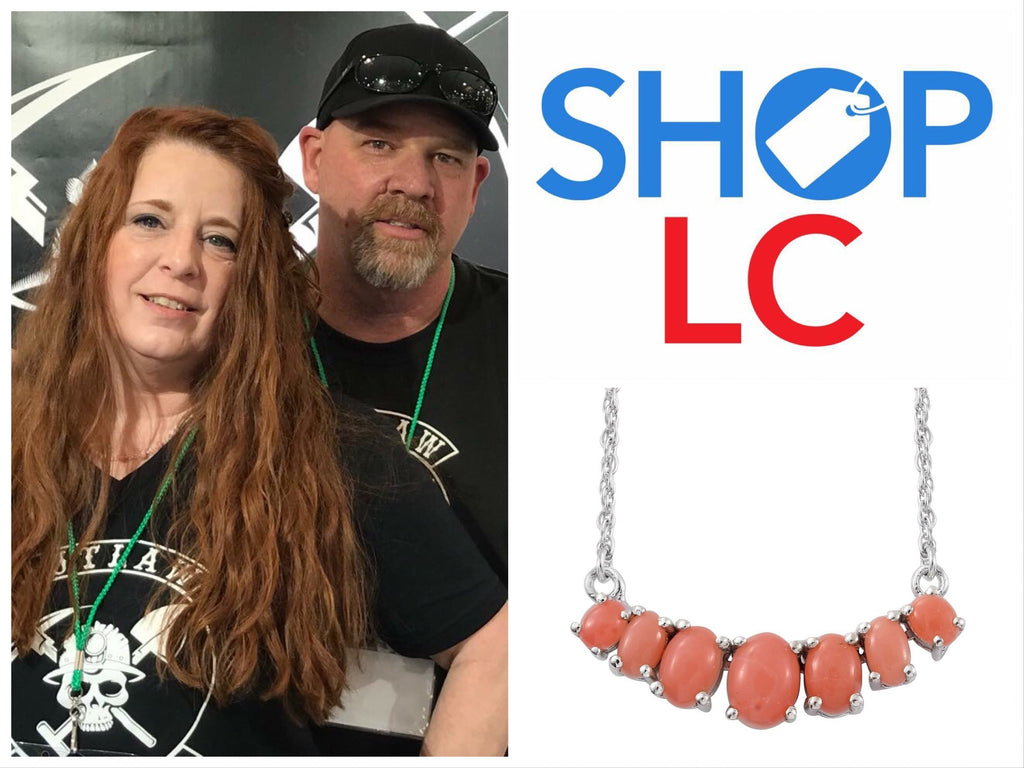 Troy and Michelle on Shop LC April 16th