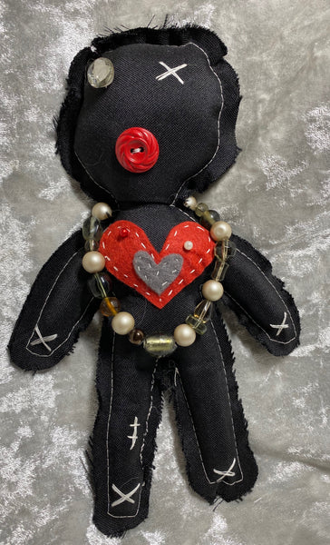 Black Good Karma Doll