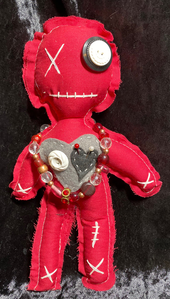 Red Good Karma Doll