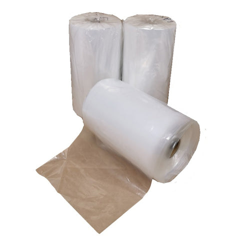 11x17 HDPE Roll Bags #1419