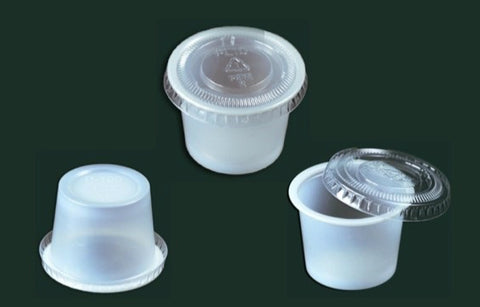 Sauce Cup with Lid SML-1A