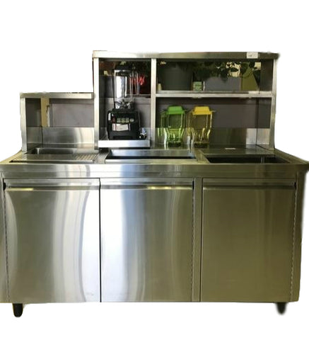 Countertop Cabinet With Sink Ice Bin Sun Ming Enterprises Ltd