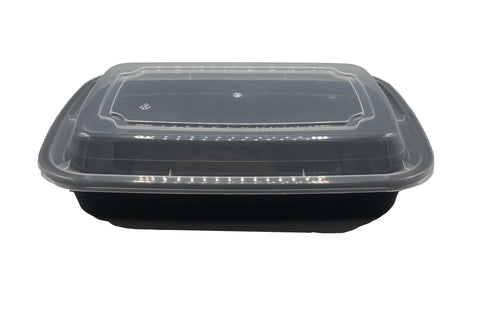Rectangular Container with Lid L-28B / L-38B
