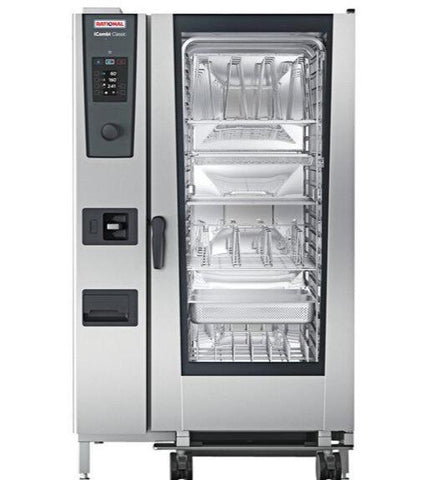 Rational iCombi Classic 20 Pan Full-Size Gas Combi Oven