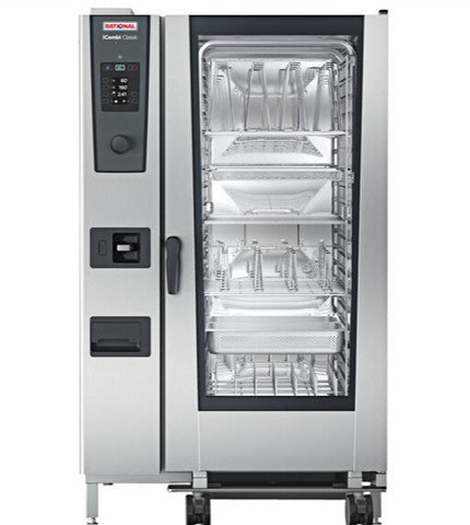 Rational iCombi Classic 20 Pan Full-Size Electric Combi Oven