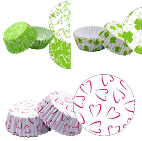 9cm Color Baking Paper Cup SMPC-90P