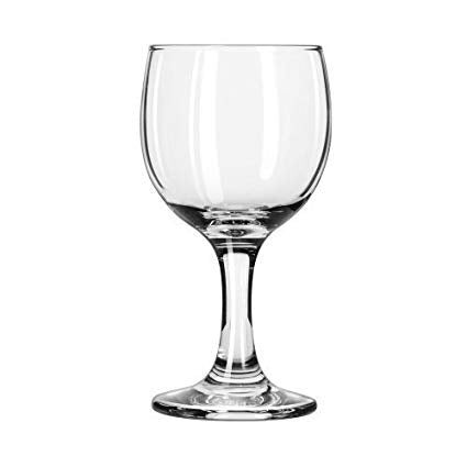 Libbey-3769 6 1/2 oz Embassy Wine Glass