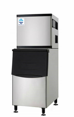 Modular Type Cube Ice Machine SM-IM-350