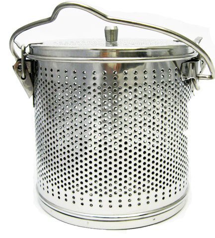 Perforrated Stainless Steel Basket