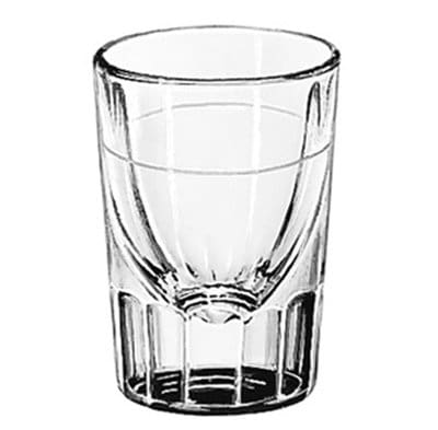 Libbey 5126 2 oz Fluted Shot Glass