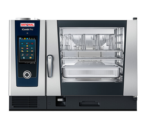 Rational iCombi Pro 6 Pan Full-Size Electric Combi Oven