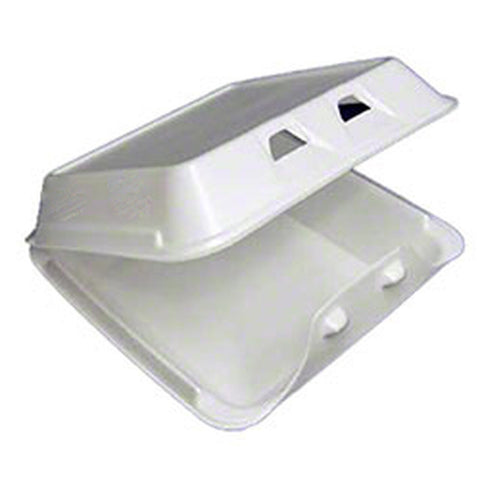 Medium Foam Hinged Container YHLW-0801