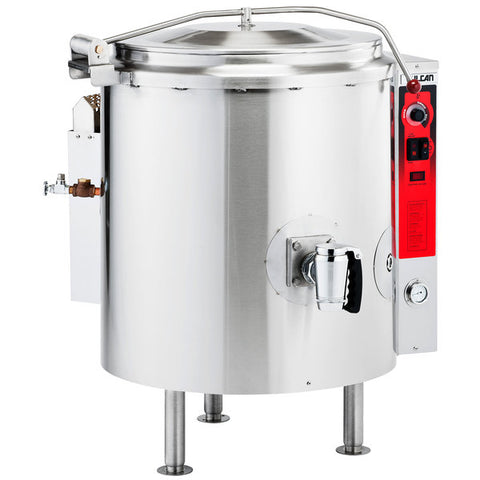 KGL Series Gas Floor Mounted Stationary Jacketed Kettle